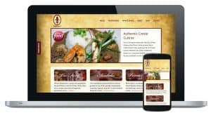Olivier's Creole Restaurant Website