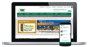 York Electric Cooperative Website